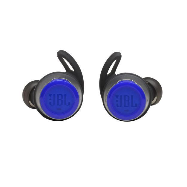 JBL REFLECT FLOW - Blue - True wireless sport headphones. - Front
