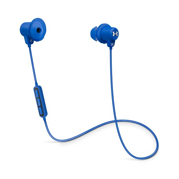 Under Armour Sport Wireless - Blue - Wireless in-ear headphones for athletes - Hero