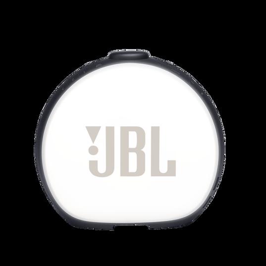 JBL Horizon 2 FM - Black - Bluetooth clock radio speaker with FM - Back