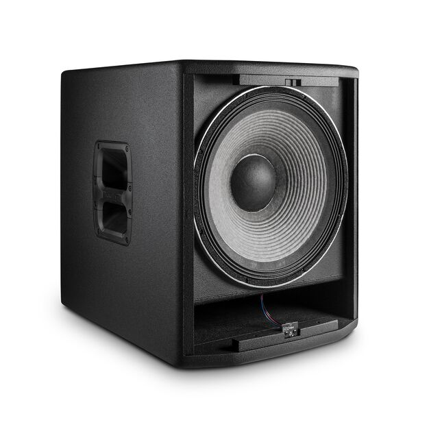 "JBL PRX815XLF - Black - 15"" Self-Powered Extended Low Frequency Subwoofer System with Wi-Fi - Detailshot 1"