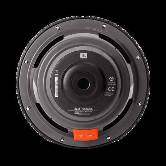 """S2-1024 - Black - 10"""" (250mm)  SSI car audio subwoofer - Detailshot 2"""
