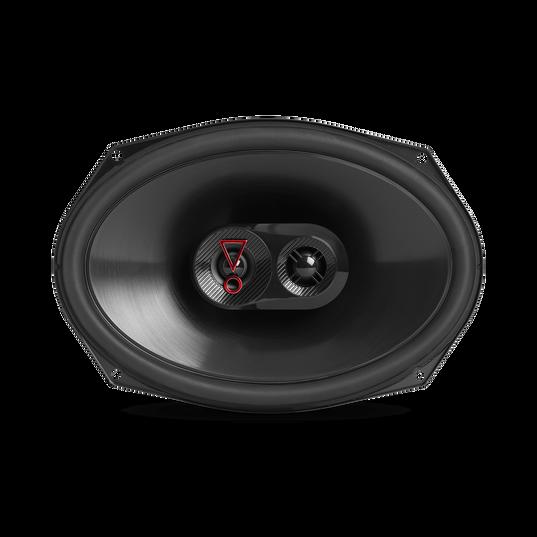 """Stage3 9637 - Black - 6"""" x9""""(152mmx230mm)  3-Way  car speaker - Front"""