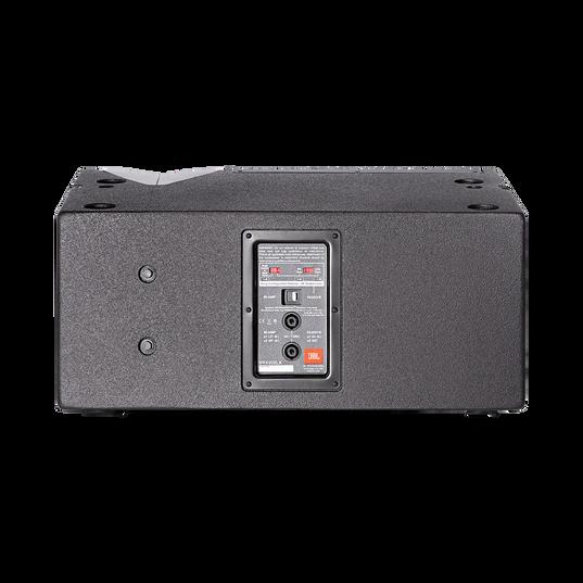 """JBL VRX932LA-1 - Black - 12"""" Two-Way Line Array Loudspeaker System - Back"""