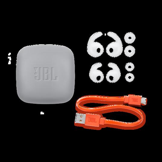 JBL REFLECT MINI 2 - Teal - Lightweight Wireless Sport Headphones - Detailshot 5