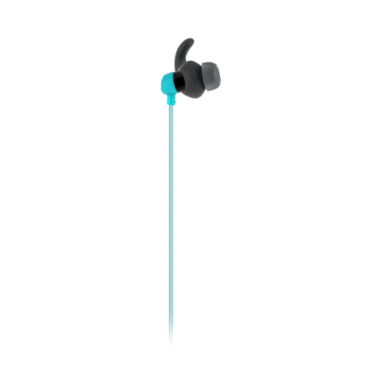 Reflect Mini - Teal - Lightweight, in-ear sport headphones - Detailshot 6