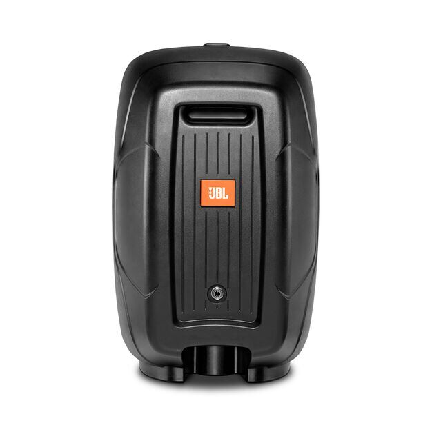 "JBL EON206P - Black - Portable 6.5"" Two-Way system with detachable powered mixer - Detailshot 2"