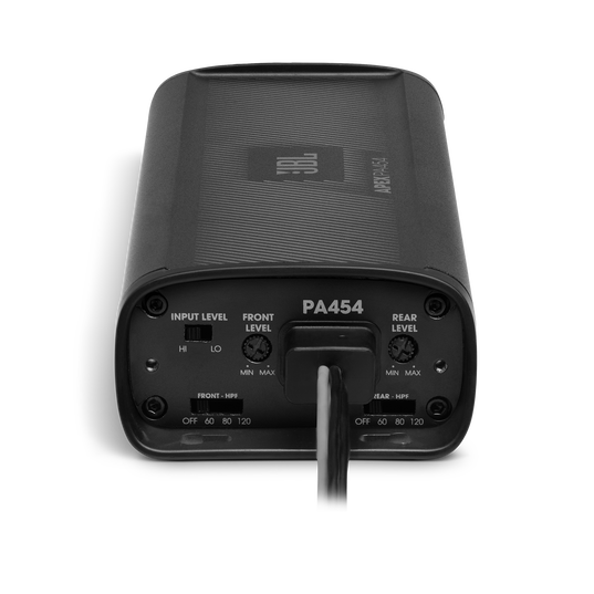 JBL Apex PA454 - Black - Detailshot 2