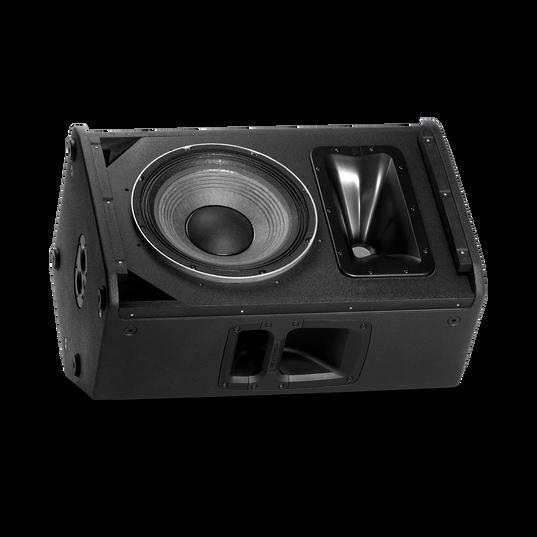 "JBL SRX812P - Black - 12"" Two-Way Bass Reflex Self-Powered System - Detailshot 3"