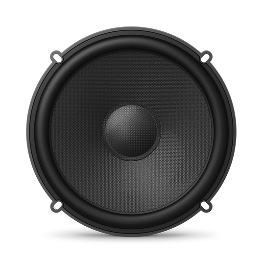 "JBL Stadium GTO 600C - Black - Stadium GTO600C 6-1/2"" (160mm) two-way component system w/ gap switchable crossover - Detailshot 1"