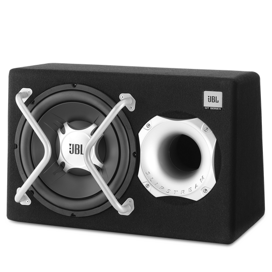GT BASSPRO 12 - Black - 12 inch Powered Subwoofer - Hero