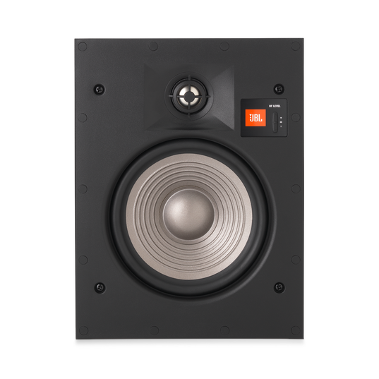 "Studio 2 6IW - Black - Premium In-Wall Loudspeaker with 6-1/2"" Woofer - Hero"