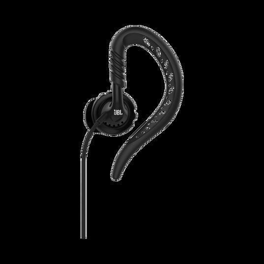 JBL Focus 500 - Black - In-Ear Wireless Sport Headphones - Detailshot 1