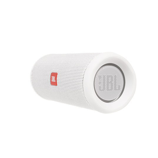 JBL Flip 4 - White - A full-featured waterproof portable Bluetooth speaker with surprisingly powerful sound. - Detailshot 15