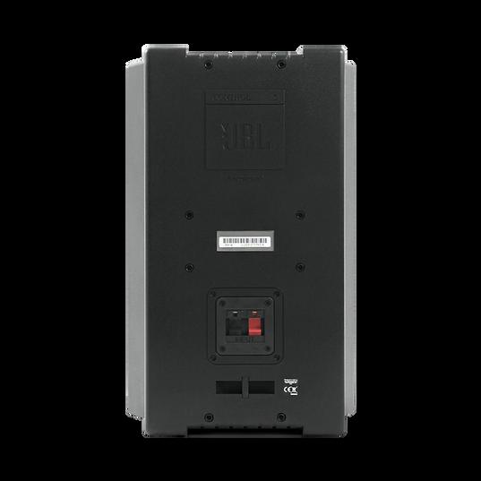 JBL Control 5 - Black - Compact Control Monitor Loudspeaker System - Back