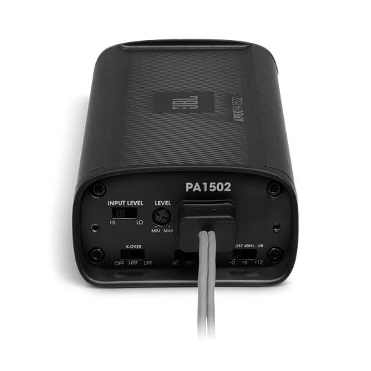 JBL Apex PA1502 - Black - Detailshot 2