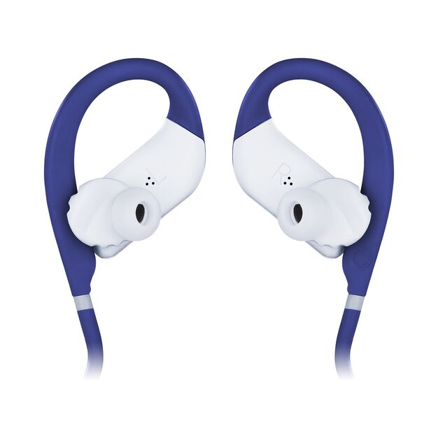 JBL Endurance DIVE - Blue - Waterproof Wireless In-Ear Sport Headphones with MP3 Player - Detailshot 1