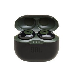 JBL TUNE 120TWS - Green - Truly wireless in-ear headphones. - Hero