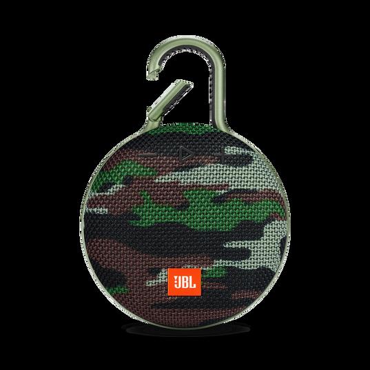JBL CLIP 3 - Squad - Portable Bluetooth® speaker - Detailshot 2