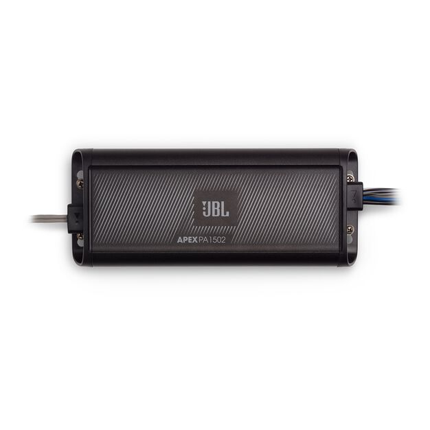 JBL Apex PA1502 - Black - Detailshot 1