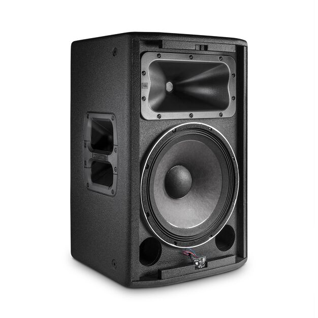 "JBL PRX812 - Black - 12"" Two-Way Full-Range Main System/Floor Monitor with Wi-Fi - Detailshot 1"