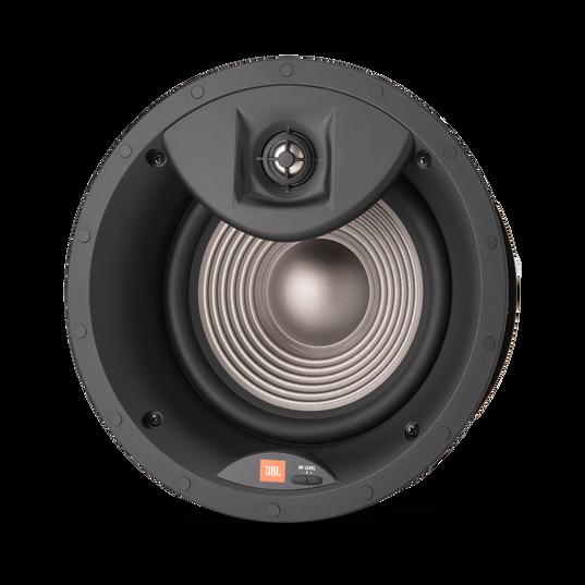 "Studio 2 8IC - Black - Premium In-Ceiling Loudspeaker with 8"" Woofer - Front"