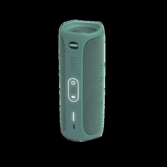 JBL Flip 5 Eco edition - Forest Green - Portable Speaker - Eco edition - Back