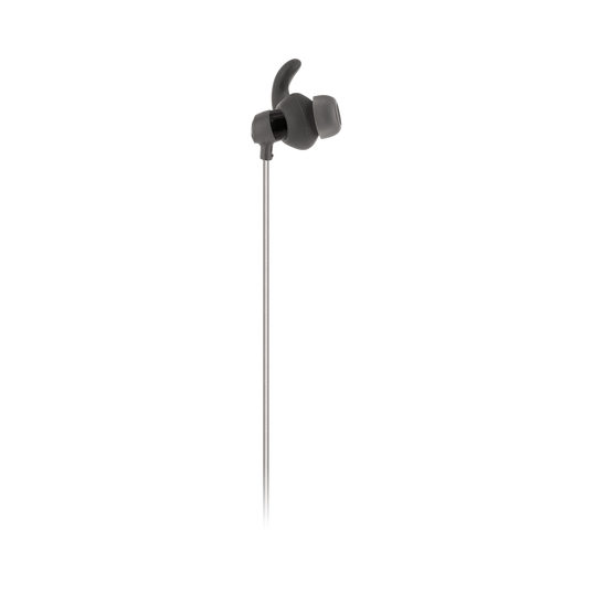 Reflect Mini - Black - Lightweight, in-ear sport headphones - Detailshot 4