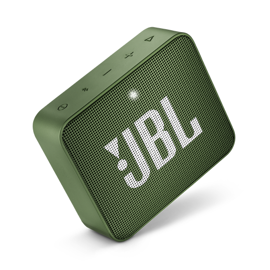 JBL GO 2 - Moss Green - Portable Bluetooth speaker - Detailshot 1
