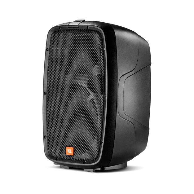"JBL EON206P - Black - Portable 6.5"" Two-Way system with detachable powered mixer - Detailshot 9"