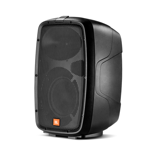 """JBL EON206P - Black - Portable 6.5"""" Two-Way system with detachable powered mixer - Detailshot 9"""
