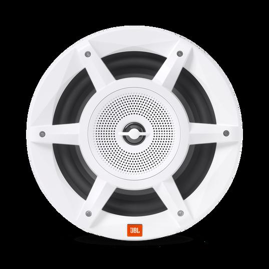 JBL Stadium Marine M8030 - White - Take JBL concert level sound to the high seas. - Front