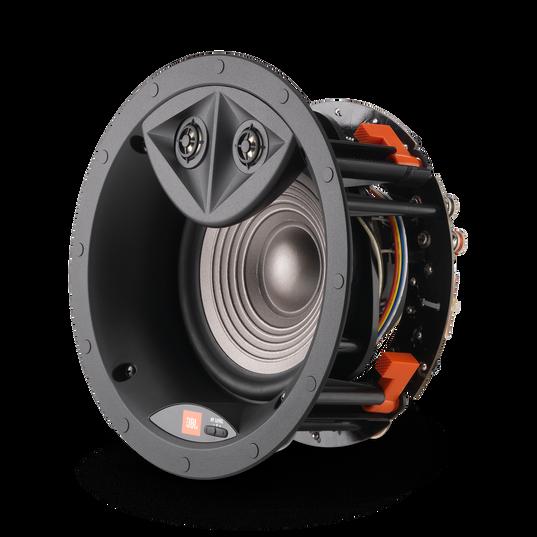 "Studio 2 6ICDT - Black - Premium Stereo In-Ceiling Loudspeaker with 6-1/2"" Woofer - Detailshot 1"