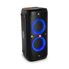 JBL PartyBox 200 - Black - Portable Bluetooth party speaker with light effects - Hero