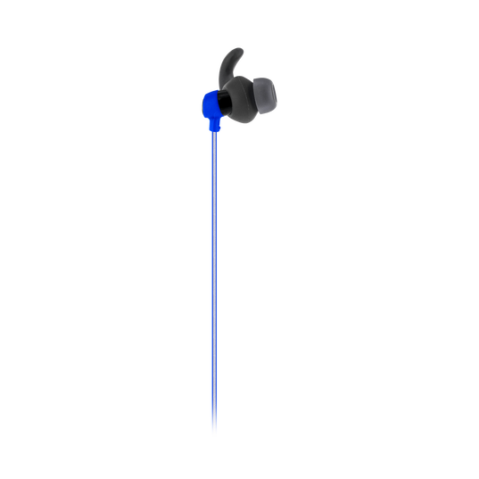 Reflect Mini - Blue - Lightweight, in-ear sport headphones - Detailshot 11