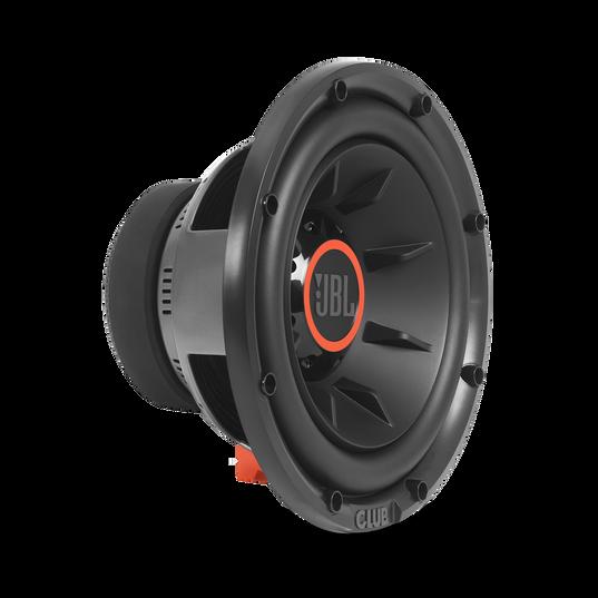 "Club 1024 - Black - 10"" (250mm) and 12"" (300mm) car audio subwoofers - Detailshot 1"