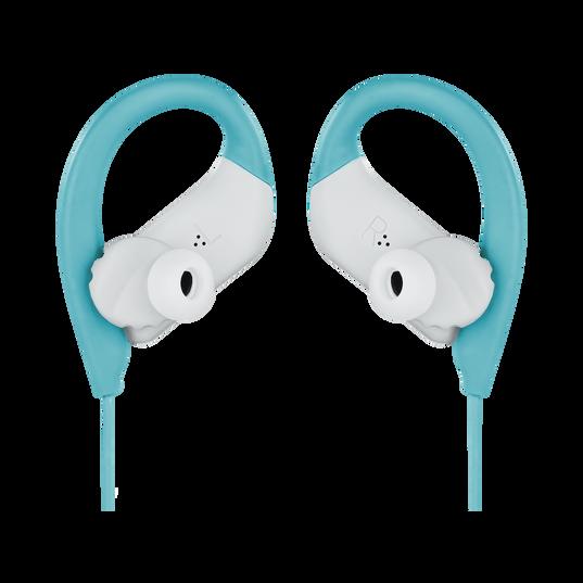 JBL Endurance SPRINT - Teal - Waterproof Wireless In-Ear Sport Headphones - Detailshot 3