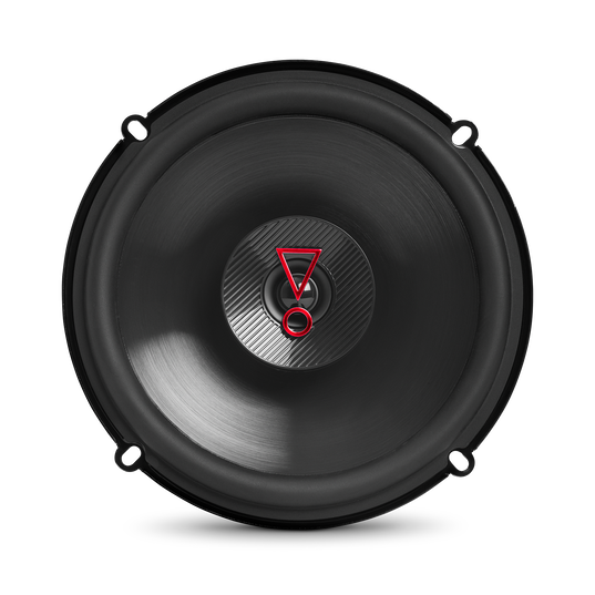 "Stage3 627 - Black - 6-1/2"" (160mm)  2-Way coaxial car speaker - Detailshot 1"