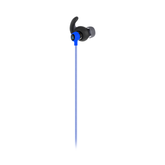 Reflect Mini - Blue - Lightweight, in-ear sport headphones - Detailshot 13