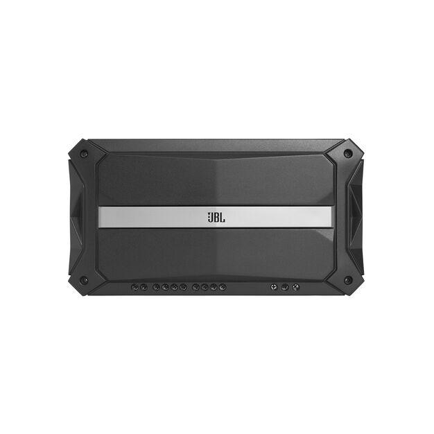 Stadium 5 - Black - High-performance multi-channel Class D amplifier - Front