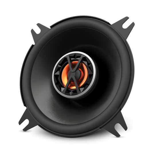 "Club 4020 - Black - 4"" (100mm) coaxial car speaker - Hero"