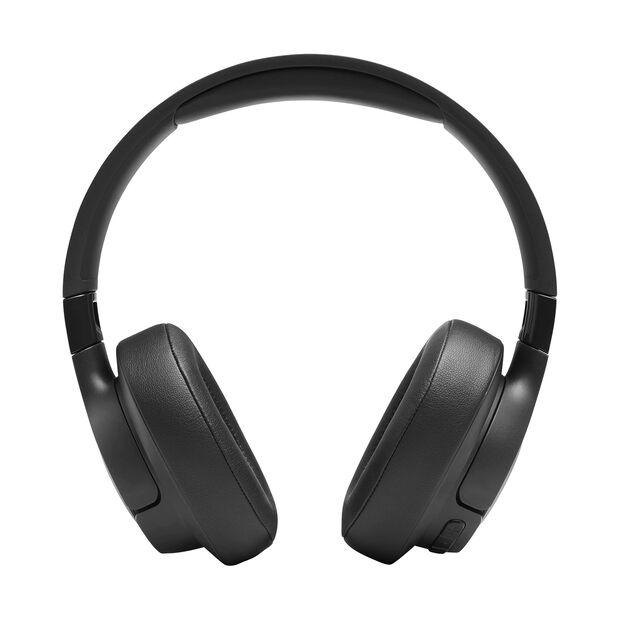 JBL TUNE 700BT - Black - Wireless Over-Ear Headphones - Detailshot 5