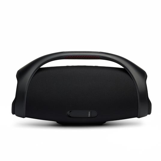 JBL Boombox 2 - Black - Portable Bluetooth Speaker - Back