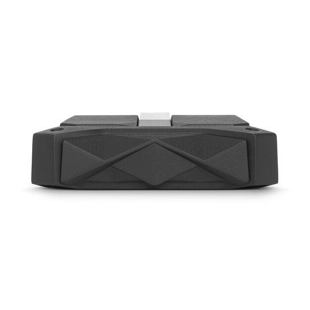 Stadium 600 - Black - High-performance mono Class D amplifier - Left