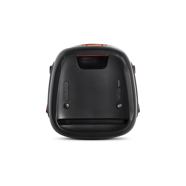 JBL PartyBox 300 - Black - Battery-powered portable Bluetooth party speaker with light effects - Detailshot 4