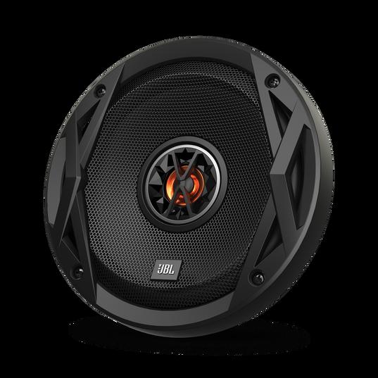 "Club 6520 - Black - 6-1/2"" (160mm) coaxial car speaker - Hero"