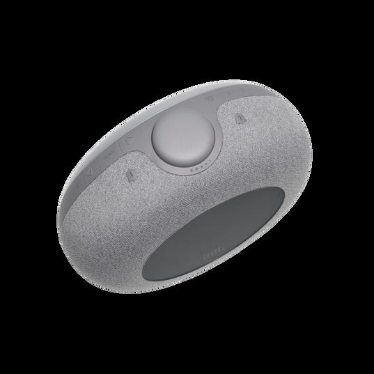 JBL Horizon 2 FM - Grey - Bluetooth clock radio speaker with FM - Detailshot 2