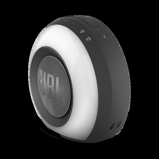 JBL Horizon - Black - Bluetooth clock radio with USB charging and ambient light - Detailshot 3