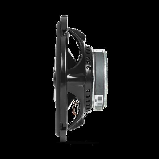 "Stage3 637F - Black - 6-1/2""(165mm) 3-Way car speaker for factory upgrade without grille - Detailshot 1"
