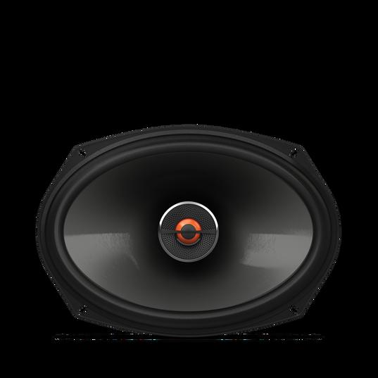 "GX962 - Black - 6"" x 9"" coaxial car audio loudspeaker, 300W - Front"