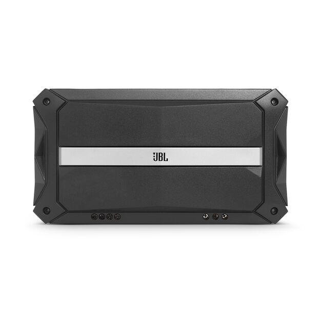 Stadium 1000 - Black - High-performance mono Class D amplifier - Front